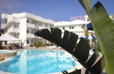 Hotel a Vieste sul Gargano