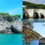 Le migliori sette spiagge del Gargano