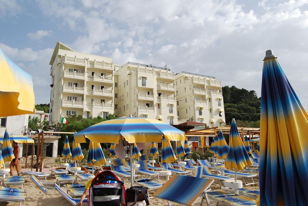 hotel residence sul mare a san menaio vacanze mare