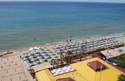 Hotel Residence sul mare a San Menaio