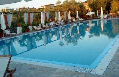Hotel a Rodi Garganico con piscina