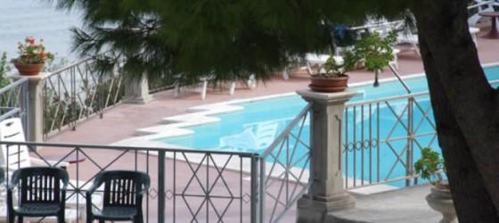Hotel a Rodi Garganico con pissicna