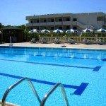 Hotel sul mare a Vieste